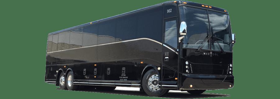 Blackbird New York fleet Full Size bus image