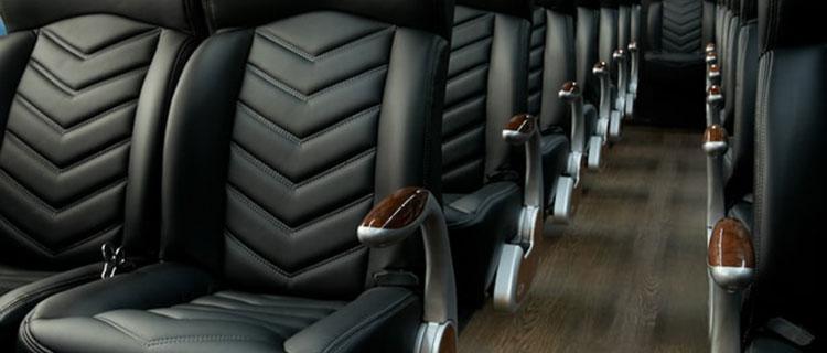 Sedan Services Cadillac XTS interiors