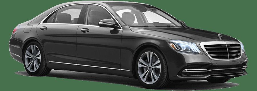 Mercedes-Benz S550 Blackbird Fleet