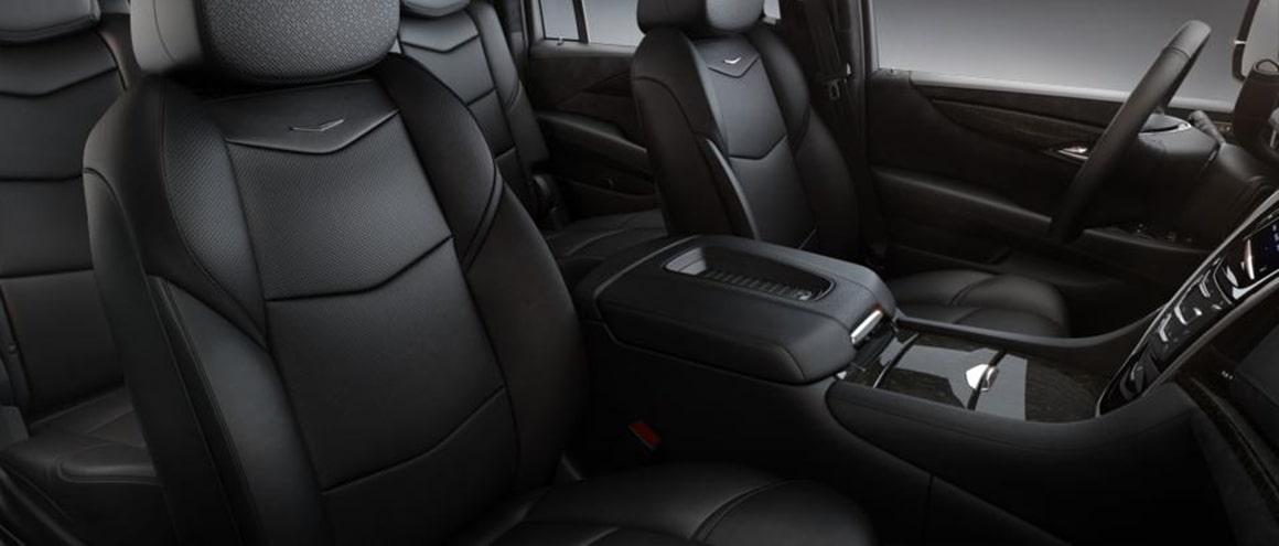 Blackbird Fleet Cadillac-Escalade interior image