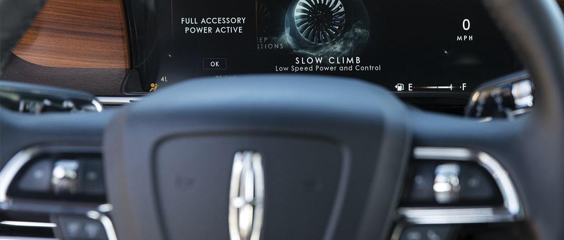 Blackbird SUV Cadillac-XTS interior