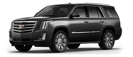 Blackbird New York SUV services Fleet