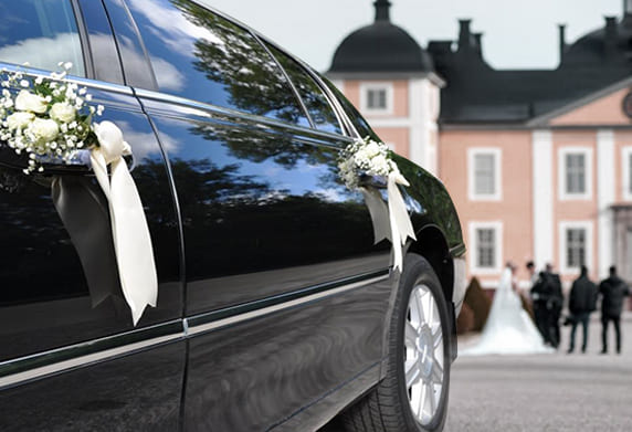 Blackbird Wedding Limo Rental Services