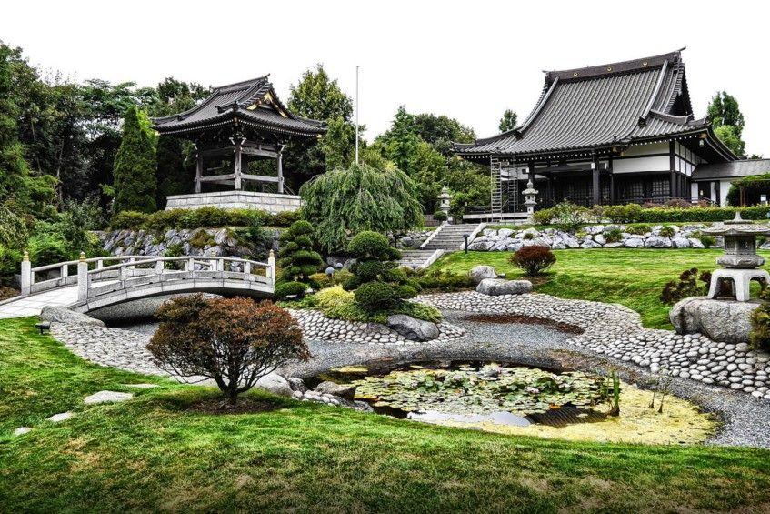 Nordpark's Japanese Garden