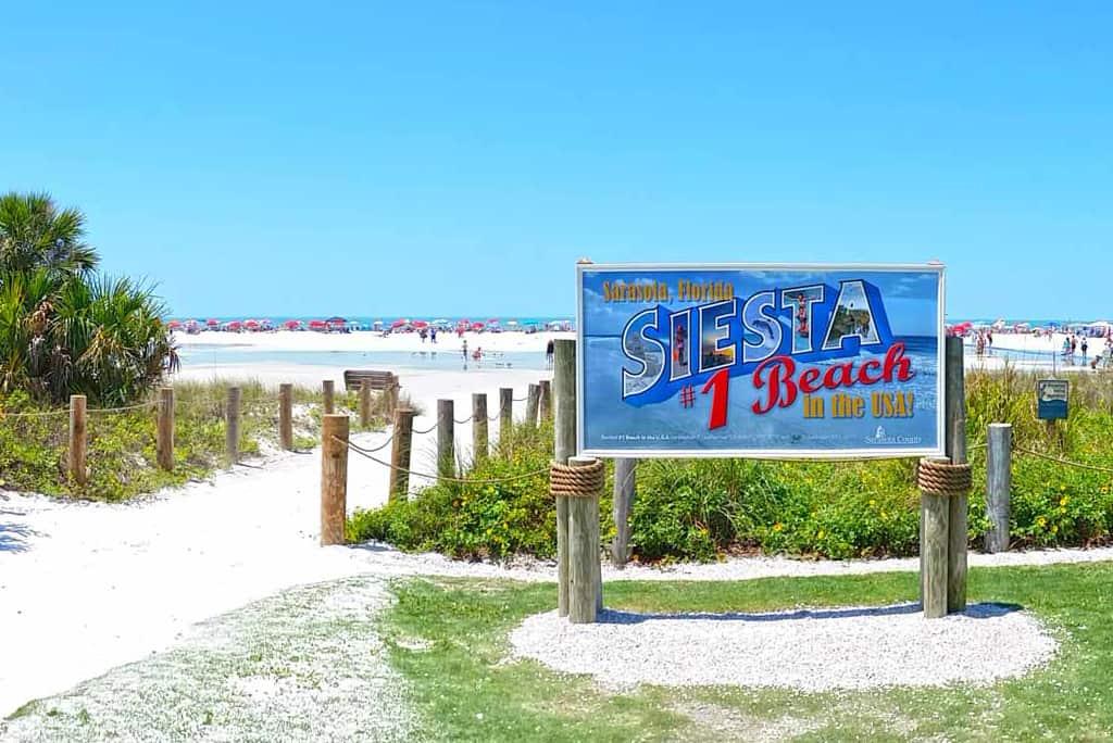Siesta Key Tourism Florida