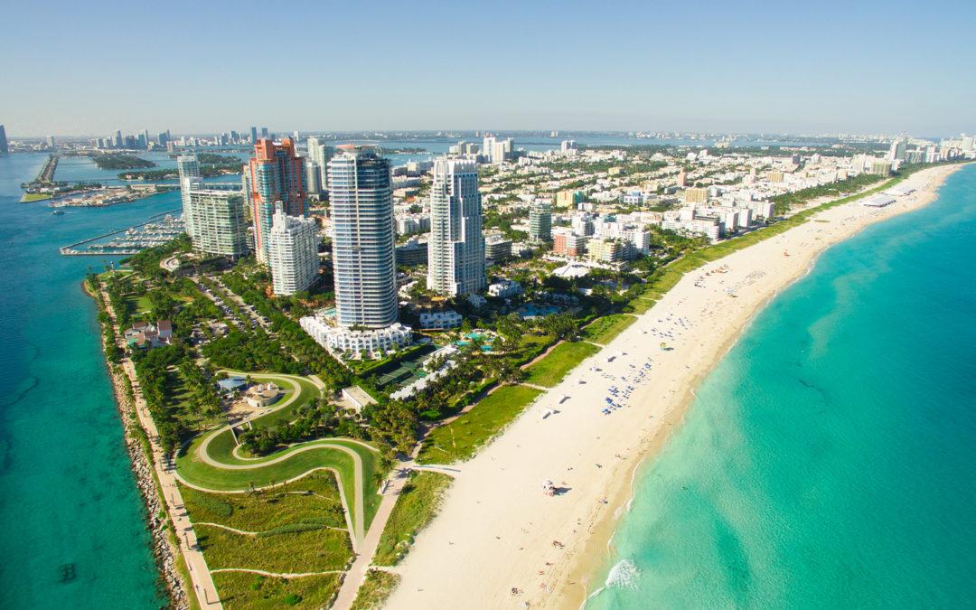 South point Park beach tourism Florida