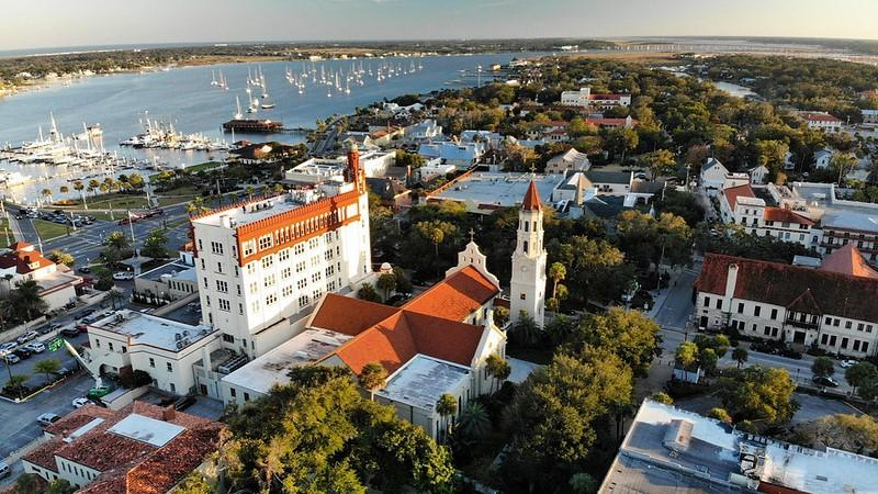St. Augustine tourism Florida